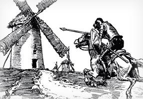 Cervantes: Der Don reitet wieder!